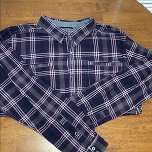 Men's Casual Button Up